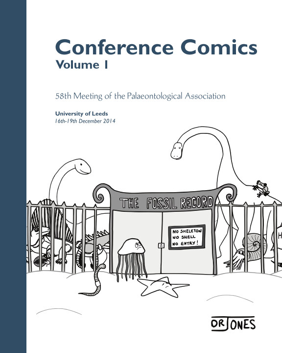 View Conference Comics Volume 1 - PalAss 2014 by Dr Jones