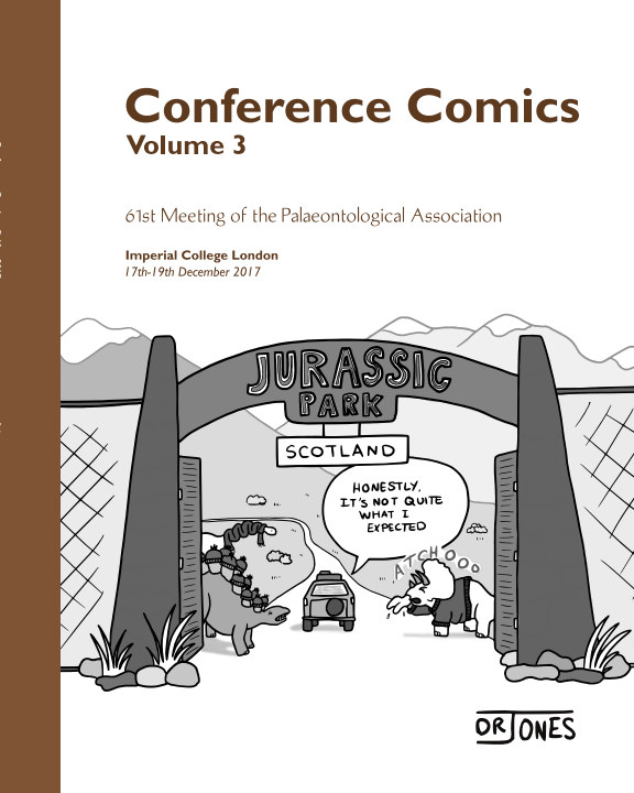 View Conference Comics Volume 3 - PalAss 2017 by Dr Jones