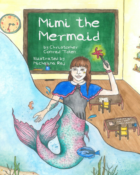 View Mimi The Mermaid by Christopher Conrad Tolen