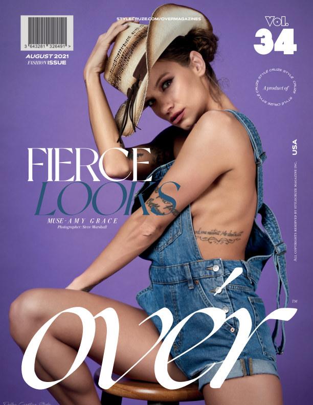 Ver AUGUST 2021 Issue (Vol – 34) | OVER Magazines por Divyesh Pillarisetty