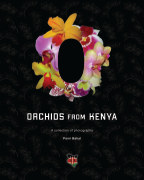 Orchids from Kenya book cover