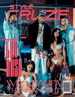 AUGUST 2021 Issue (Vol: 134) | STYLÉCRUZE Magazine book cover