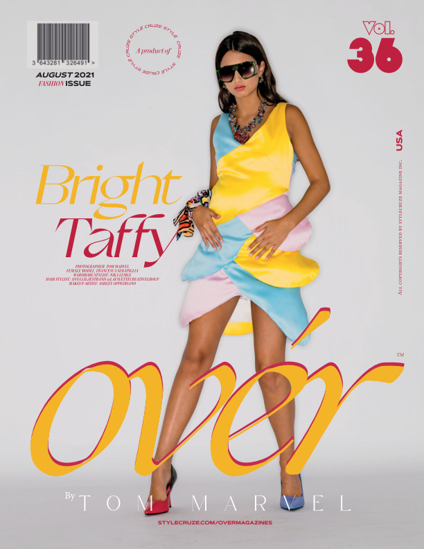 Ver AUGUST 2021 Issue (Vol – 36) | OVER Magazines por Divyesh Pillarisetty