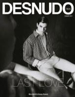 Desnudo Magazine Italia Issue 11 - Marco Bellotti Cover book cover