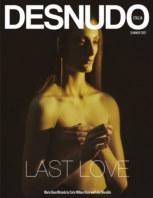 Desnudo Magazine Italia Issue 11 - Maria Elena Miranda Cover book cover