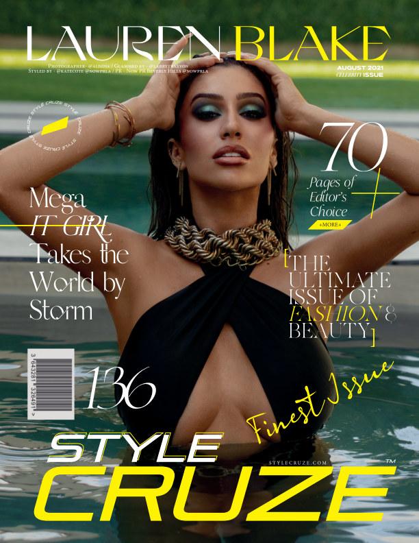 View AUGUST 2021 Issue (Vol: 136) | STYLÉCRUZE Magazine by Divyesh Pillarisetty