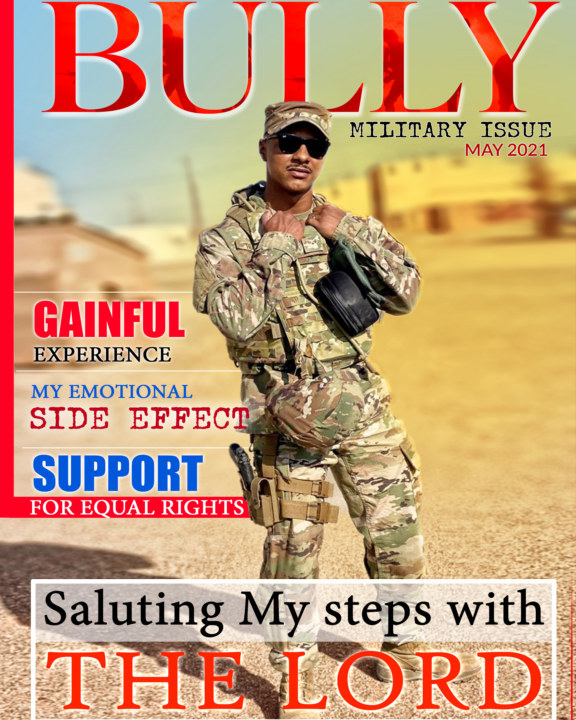 Ver Bully Magazine Military Issue  May 2021 por Kimberly and Warren Griffin