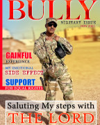 Bully Magazine Military Issue  May 2021 book cover