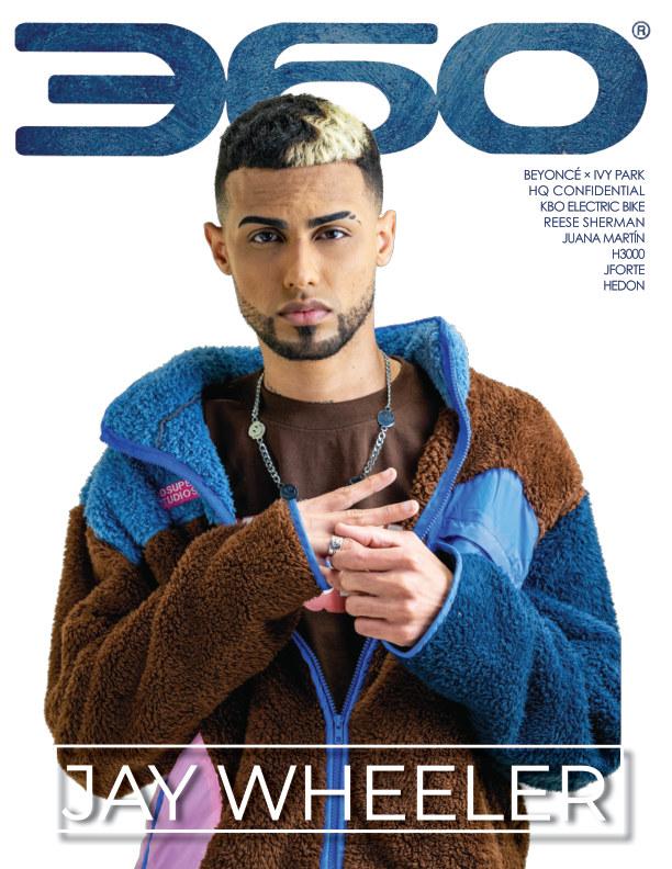 Bekijk Jay Wheeler op 360 Magazine