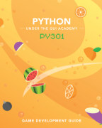 PY301 Game Guide book cover