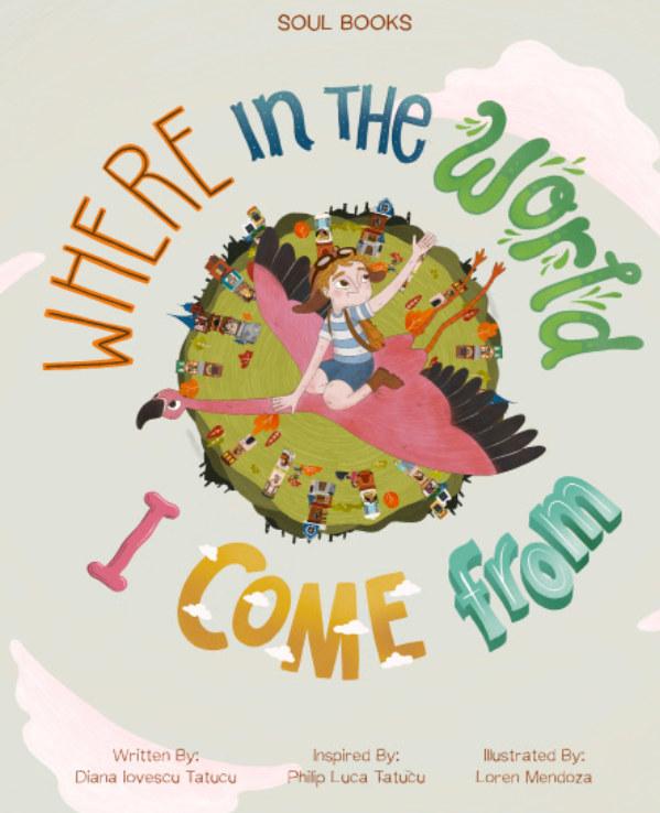 Ver Where in the World I Come From por Diana Iovescu Tãtucu