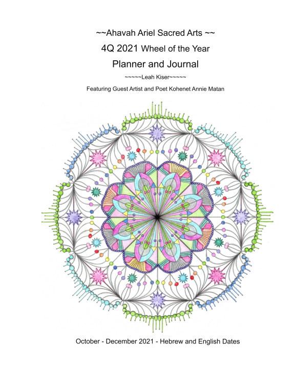 View Ahavah Ariel Sacred Arts Journal and Planner by Leah Kiser