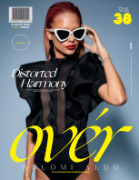 AUGUST 2021 Issue (Vol – 38) | OVER Magazines book cover