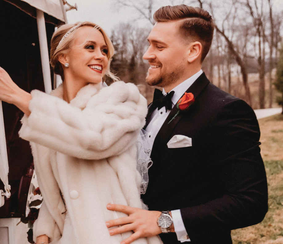 View The Emrick Entries: Our Wedding, 12/31/19 by Dana Emrick