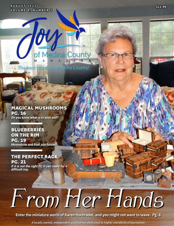 View Joy of Medina County Magazine August 2021 by Blake House Publishing, LLC
