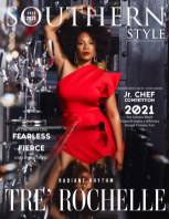 Southern Style Magazine July 2021 book cover