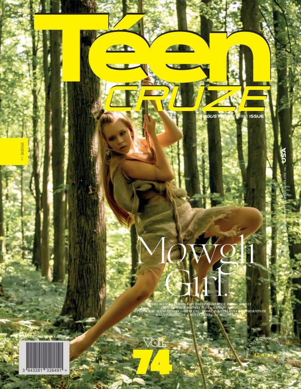 Ver AUGUST 2021 Issue (Vol: 74)   TÉENCRUZE Magazine por Divyesh Pillarisetty