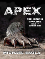 Prehistoric Magazine - July 2021 Issue 17 book cover