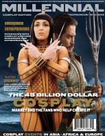 Millennial Entrepreneur Cosplay Edition book cover