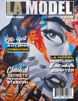 LA Model International Autumn Edition book cover
