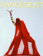 Dancegeist Magazine August 2021 book cover