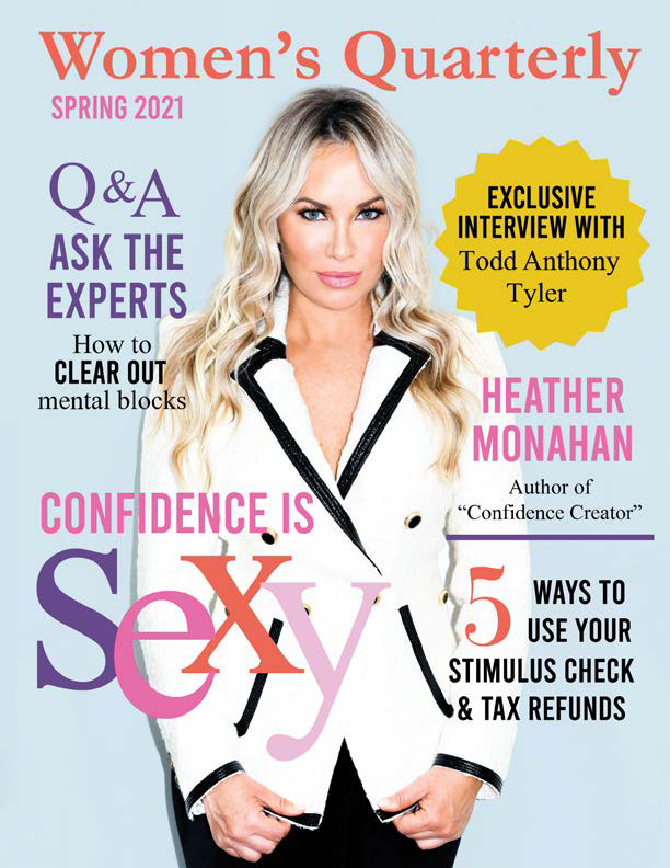 View Women's Quarterly Spring 2021 by ICE Media Entertainment