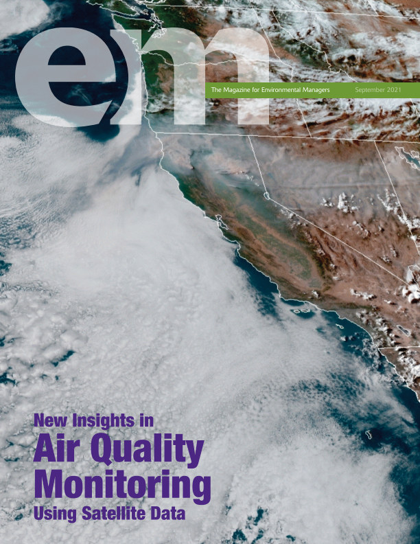 View EM September 2021 by Air and Waste Management Assoc