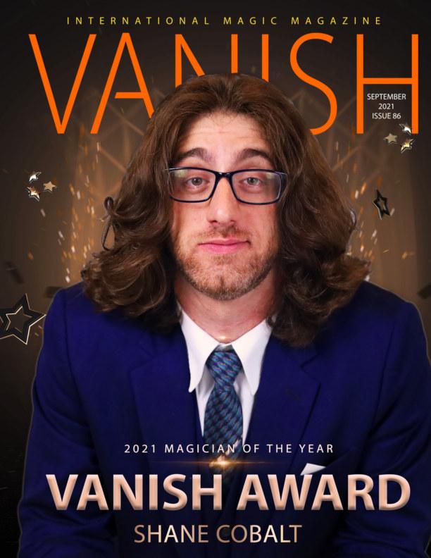 View Vanish magic magazine #86 by Paul Romhany