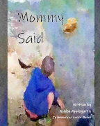 Mommy Said book cover