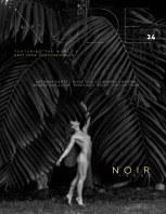 NUDE magazine Numero  #24 Noir Issue book cover