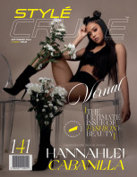 SEPTEMBER 2021 Issue (Vol: 141) | STYLÉCRUZE Magazine book cover