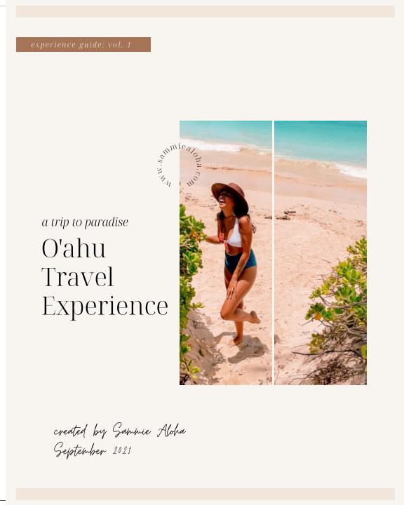 View Oahu Experience Guide: Volume 1 by Sammie Aloha