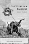 Five Weeks in a Balloon book cover