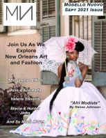 Modello Nuovo September Issue book cover