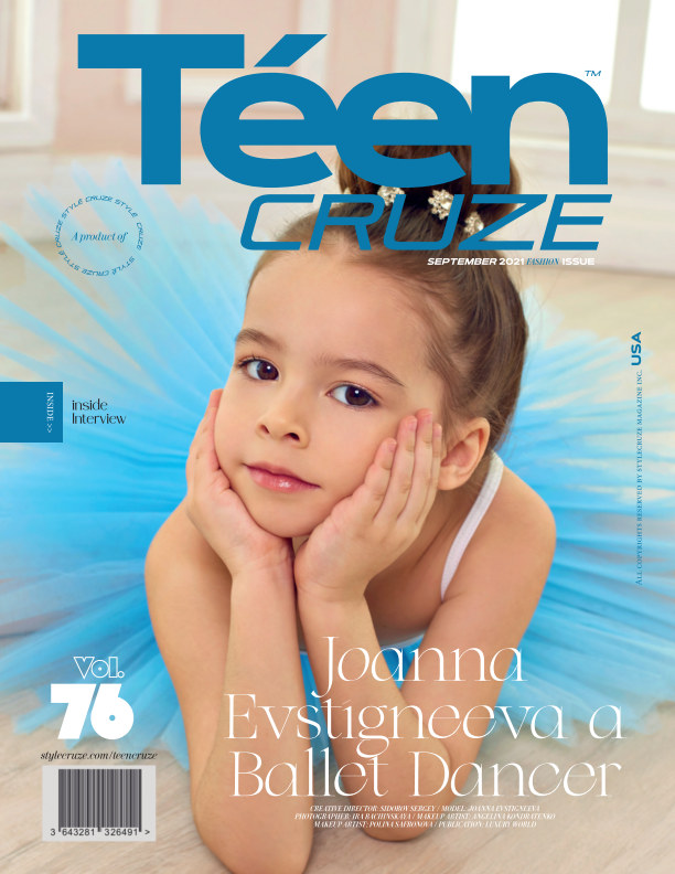 Ver SEPTEMBER 2021 Issue (Vol: 76)   TÉENCRUZE Magazine por Divyesh Pillarisetty