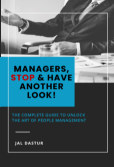 Managers, Stop and Have Another Look book cover