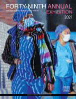 Forty-Ninth Annual Exhibition 2021: Enduring Brilliance! book cover