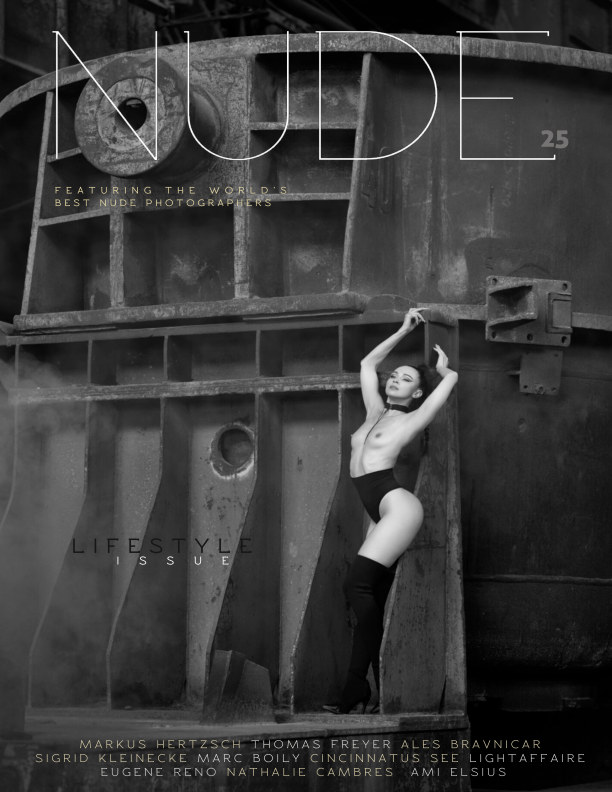 View NUDE magazine Numero  #25 Lifestyle  Issue by NUDE magazine