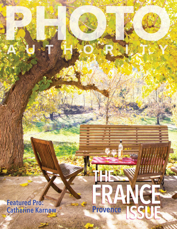 Ver Photo Authority Magazine - Provence por Photo Authority LLC