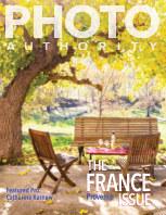 Photo Authority Magazine - Provence book cover