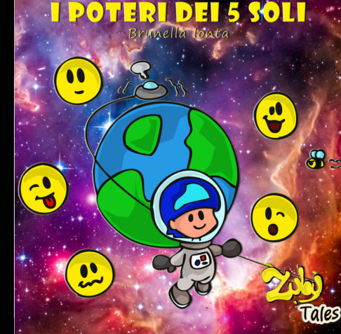 View Zuby Tales - I poteri dei 5 Soli by Brunella Ionta