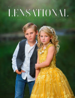 LENSATIONAL Model and Photographer Magazine #111 Issue | Child - September 2021 book cover