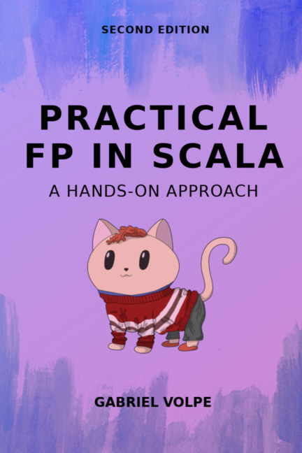 View Practical FP in Scala: A hands-on approach (2nd edition) by Gabriel Volpe