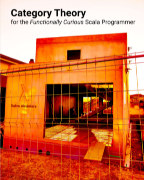 Category Theory for the Functionally Curious Scala Programmer book cover