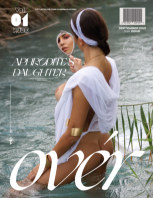SEPTEMBER 2021 NUDE Issue (Vol – 01) | OVER Magazines book cover
