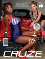 SEPTEMBER 2021 Issue (Vol: 10) | STYLÉCRUZE - Swim Wear book cover
