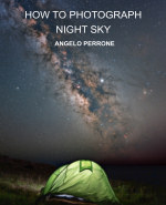 How to Photograph Night Sky book cover