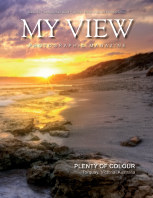 My View Issue 40 Quarterly Magazine book cover