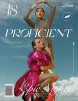 PROFICIENT vol 18 book cover