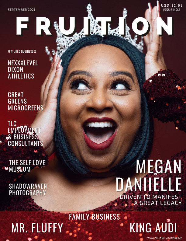 View Fruition Magazine Issue No. 1 Sept 2021 by Fruition Magazine